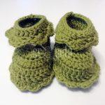 Botoșei verde brotăcel pentru copii