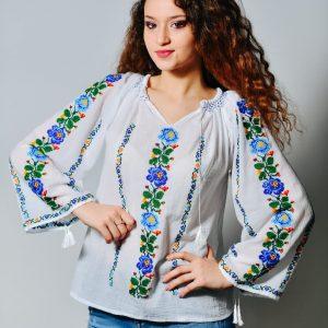Ie tradițional românească - Model AMALIA