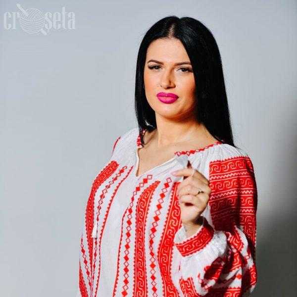 Ie tradițional românească - Model DIANA