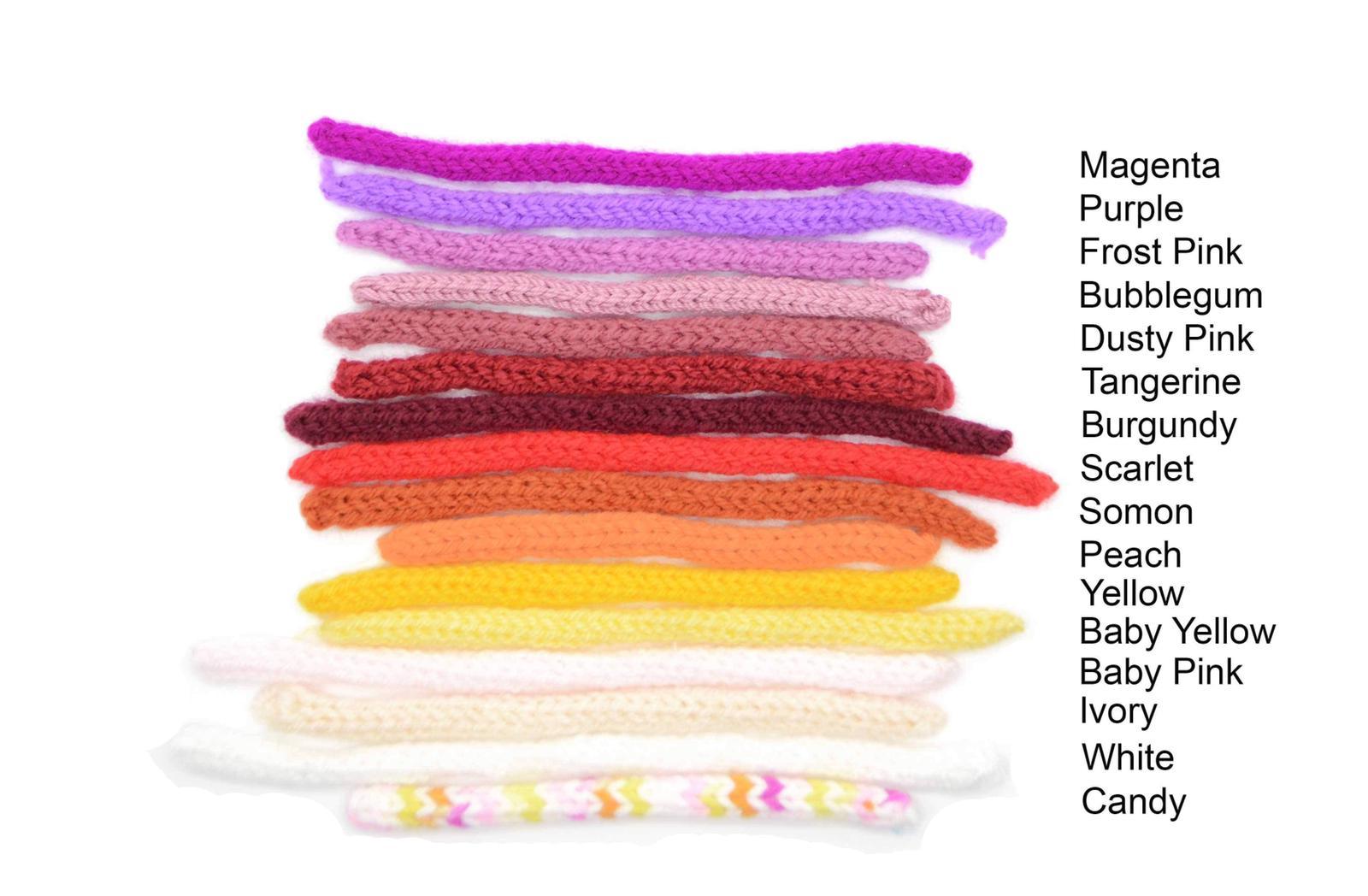 Culori nume decorative fetite