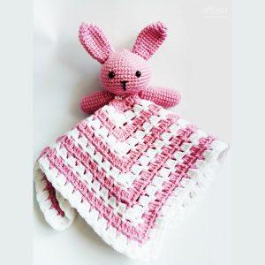 Pătură cu iepuraș