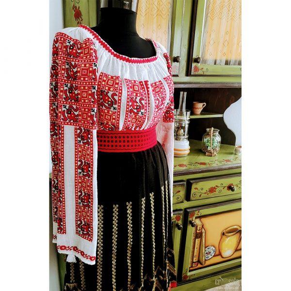Costum popular oltenesc - Model EUGENIA